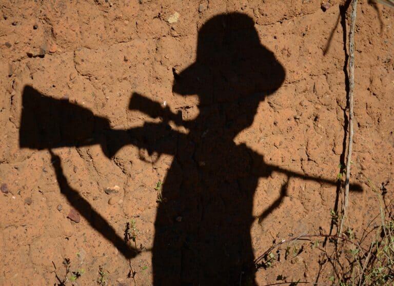 shadows in the kraal